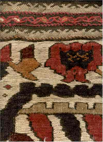 Baluch Type Pile and Flatweave