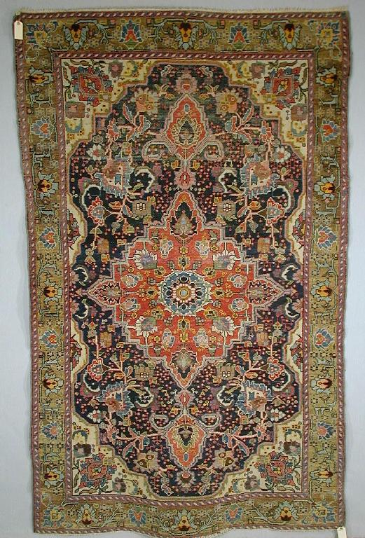Sarough Rug early 20th century