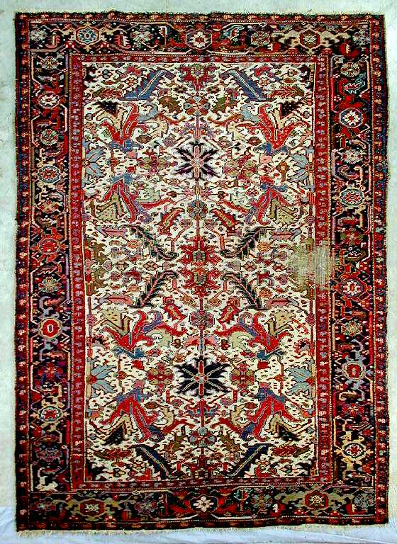 Heriz Carpet C. 1920