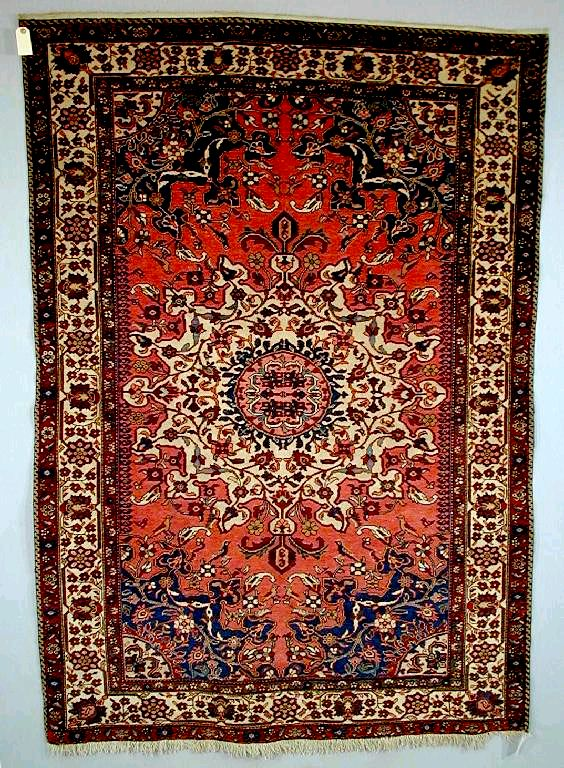 Tafrish rug C. 1930,