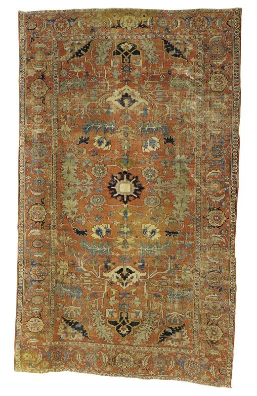 The Appell Heriz Carpet c. 1890