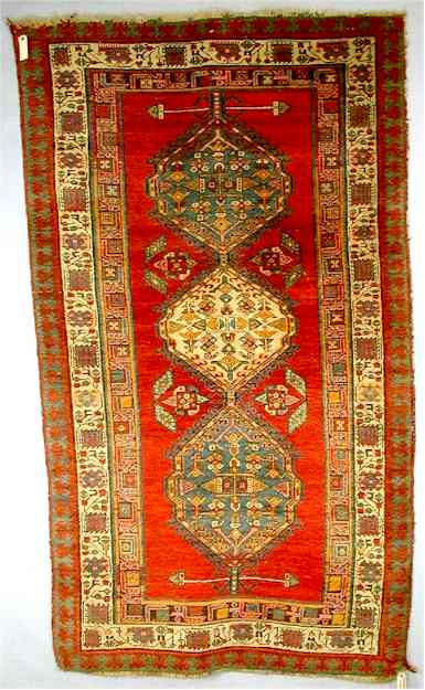 Sarab rug, northwest Persia about 1900