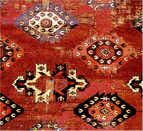 Guide To Yomut Rugs Carpets Amp Weaving