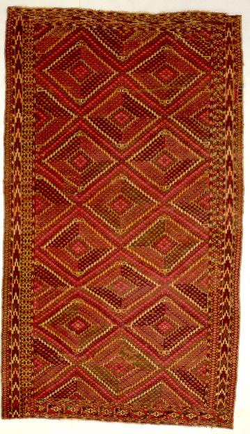 Lattice Ersari Main Carpet