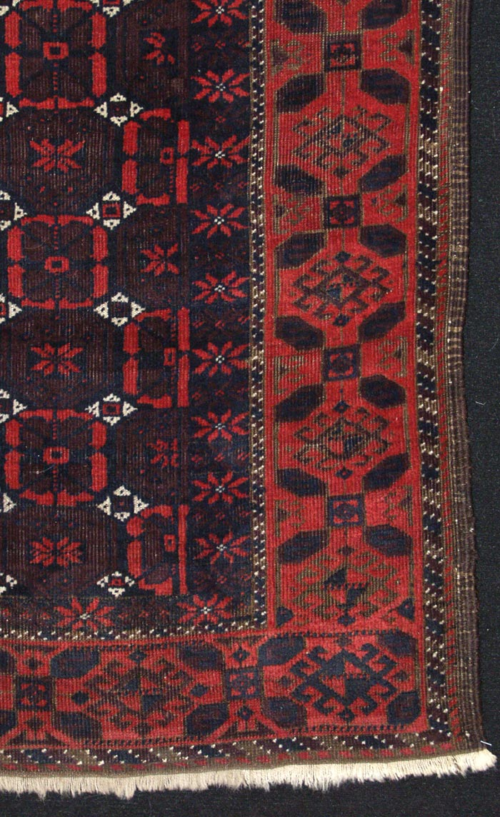 19th century Persian Baluch