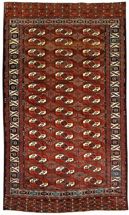 Yomud Carpet