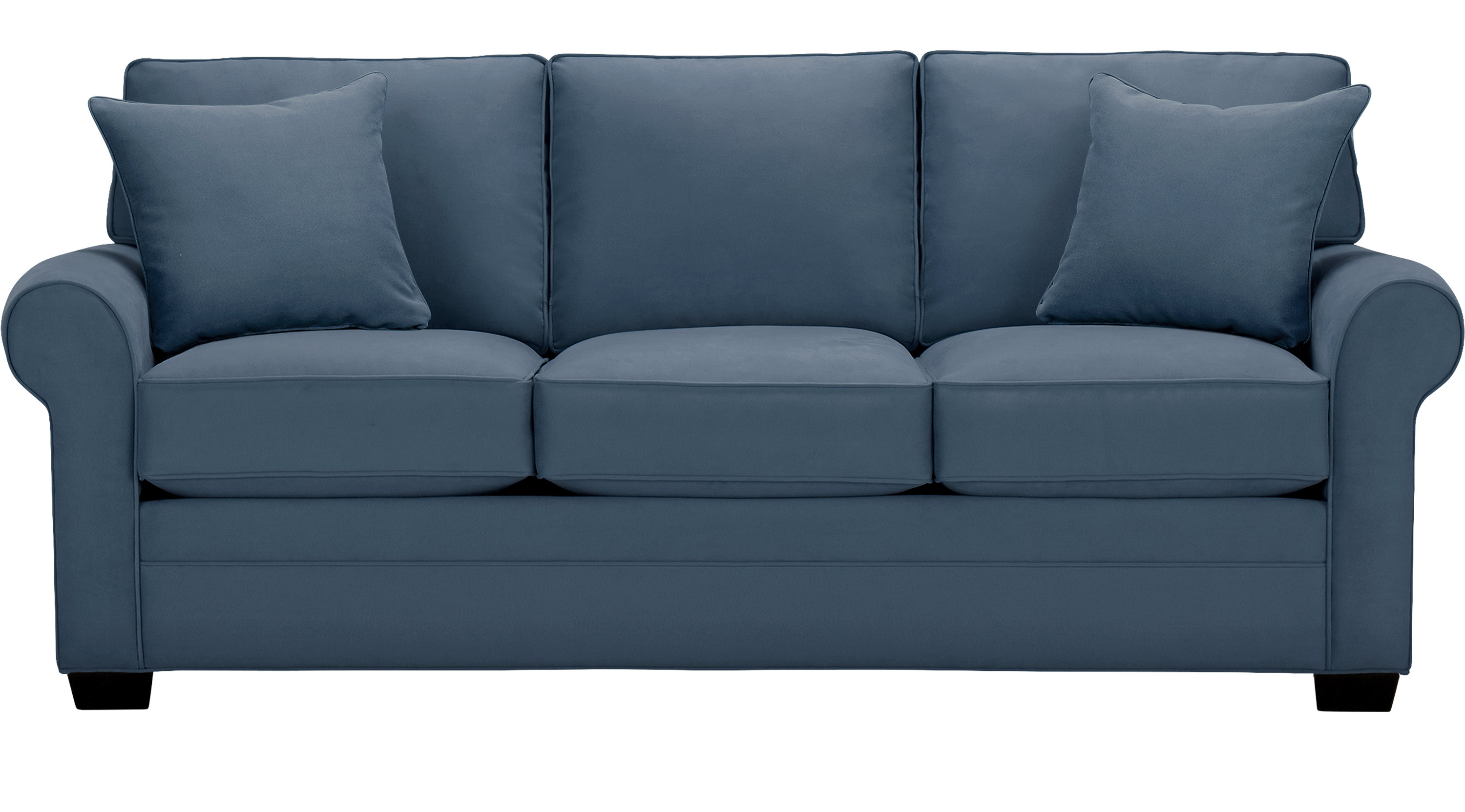 Cindy Crawford Home Bellingham Indigo Sofa