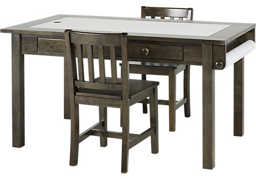 Creativity Charcoal 3 Pc Table Set