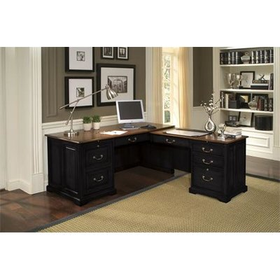 Bateman L Shape Executive Desk