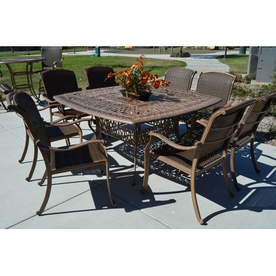 Adela 9 Piece Dining Set