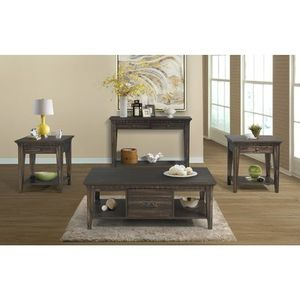 4-Piece Coffee Table & Living Room Table Sets